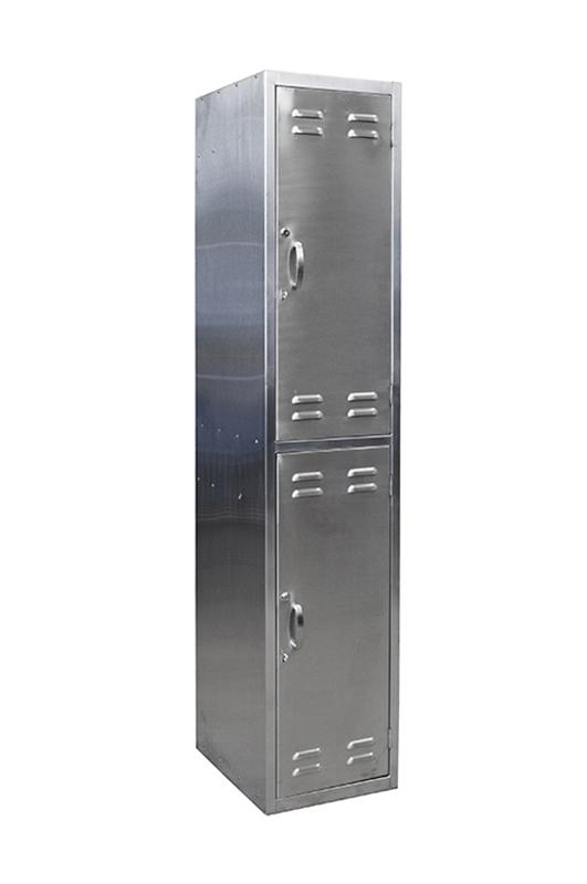 Locker dos puertas
