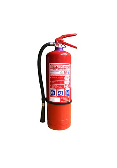 Extintor Quimico Polvo Seco
